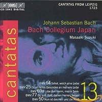 Bach:Cantatas Vol.13 (J・S・バッハ:カンタータ全集 Vol. 13)