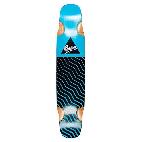 Rayne Longboards Nae Nae, 111,8 cm, Blau