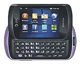 Pantech Swift | P6020 | Purple GSM Unlocked QWERTY Keyboard Smartphone