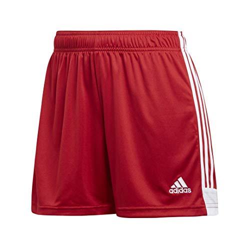 adidas Mujer Tastigo 19 Short Power Rojo/Blanco, XX-Small Long
