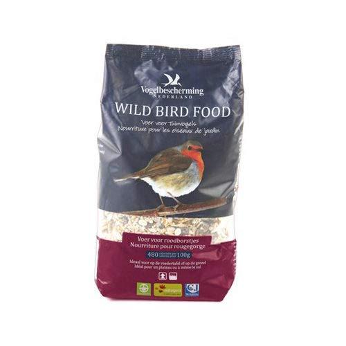 Vogelbescherming Streufutter für Rotkehlchen - 1,5 l