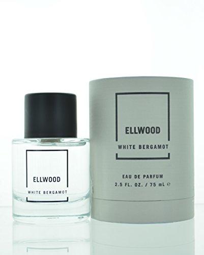 Abercrombie & Fitch Ellwood White Bergamot Eau De Parfum Spray Unisex 2.5 Oz / 75 ml Brand New 2017 Limited Edition