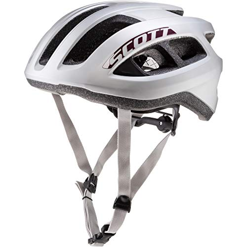 SCOTT 275217, Casco Bici Unisex Adulto, Vogue Silver, 1size