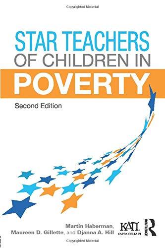 Star Teachers of Children in Poverty (Kappa Delta Pi Co-Publications)