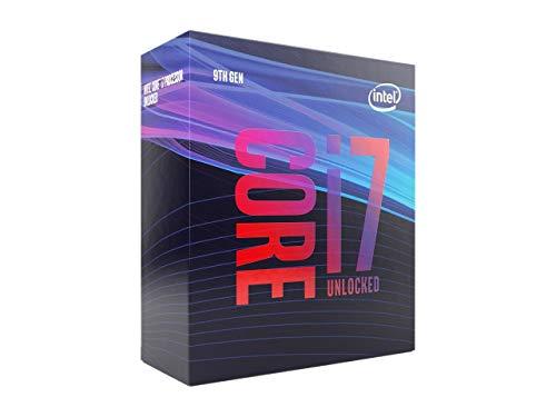 Intel Core i7 i7-9700K Octa-Core (8 Core), 3,60 GHz, Sockel H4 LGA-1151, OEM Pack, 8 GT