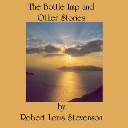 The Bottle Imp and Other Stories audiobook cover art