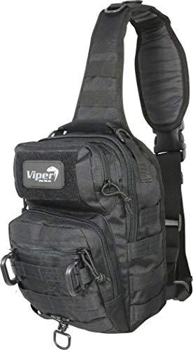 Viper TACTICAL - Sac à Dos monobretelle - Noir