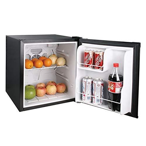 MSM Baja Energía Puerta única Mini-Nevera,Super Tranquilo,Refrigeradores Compactos,para Dorm Oficina Garaje Apartamento,2.5 CU Ft,Sin Congelador