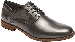 ROCKPORT Men's Style Purpose Perfed Plain Toe, Black