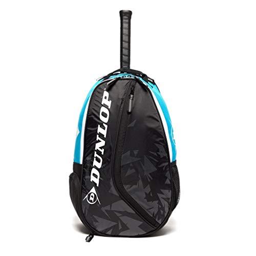 Dunlop Tour Mochila tenis negro / Azul