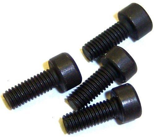 02095 M3 * 8 Vis À Capuchon 4pcs 3mm Large X 8mm Long