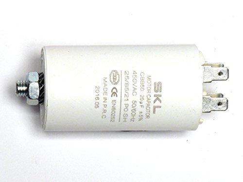 MKP Kondensator Anlaufkondensator Betriebskondensator 50,0uF 400V