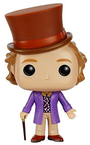 Funko Pop Movies: Willy Wonka-Willy Wonka Action Figure image