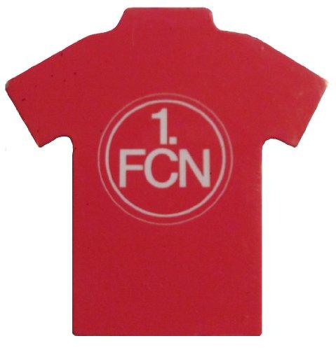 1. FC Nürnberg - Magnet in Trikotform