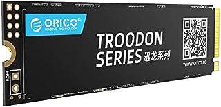 ORICO V500 3D NAND SSD, NVMe M.2 PCIe Gen3x4 2280-512GB Interfaccia SSD Interno per Laptop Desktop