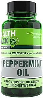 Peppermint Oil 50mg, 90 Softgel Capsules. UK Manufactured
