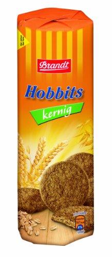 Brandt Hobbits kernig, 10er Pack (10 x 250 g)
