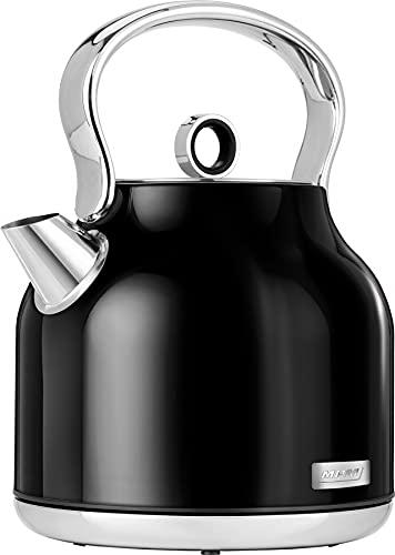 MPM MCZ-93 Hervidor Tetera de Agua eléctrica 1,7 litros, Retro Estilo Vintage,...