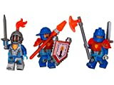 Lego Nexo Knights - 3 Soldat - 27 Pieces - 6 Years up