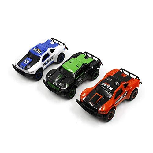 RC Auto kaufen Monstertruck Bild 4: Aandyou Ferngesteuertes Auto, 2,4Hz RC-Auto 4WD Elektronischer Geländewagen,Funkgesteuertes Auto Monster Truck Off-Road-Auto*