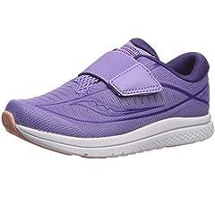 Kinvara 10 JR Sneaker, Grey/Orange