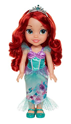 Jakks Pacific Disney Princess Bambola Ariel, Multicolore, 78846