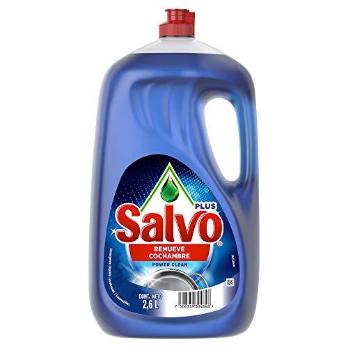 Detergente Liquido Para Trastes marca Salvo