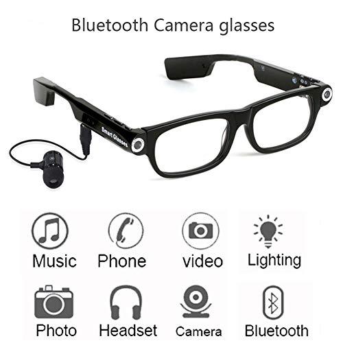 Lentes de cámara Bluetooth con protección UV inteligente HD 1080P gafas ciclismo...