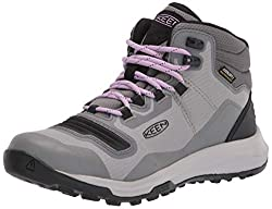 KEEN Women's Tempo Flex Mid Height Lightweight Waterproof Hiking Boot