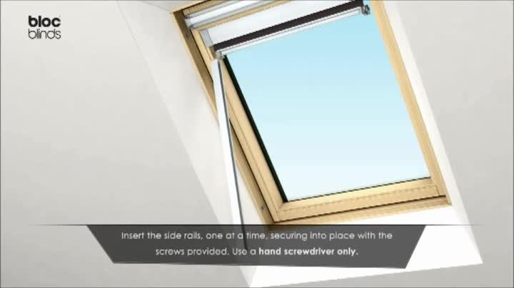 Pietra Chiara Bloc Skylight Blind 7/ 78//140 per Fakro Tetto Windows Blockout