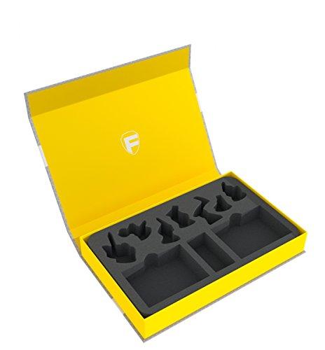 Feldherr Magnetic Box Yellow for Warhammer Underworlds Shadespire: Sepulchral Guard