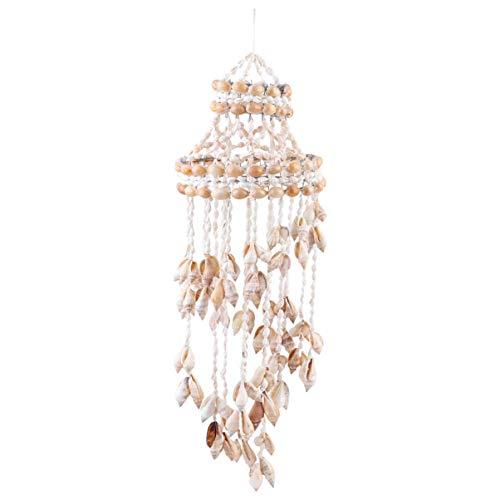 VOSAREA conchas de viento náuticas decoraciones para la playa paravientos creativas para decoración de spa, oficina, jardín, decoración