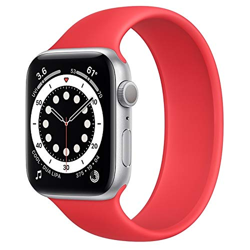 AppleWatch Series6 (GPS+Cellular, 40 mm) Caja de Aluminio (Product) Red - Correa Deportiva (Product) Red