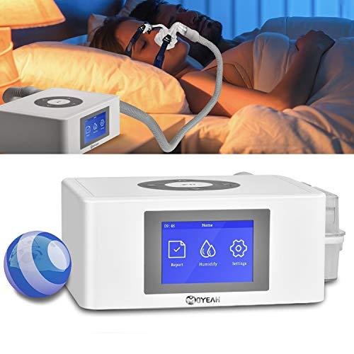 SUN RDPP Intelligente CPAP-Reiniger für Schlaf-Luftbefeuchter für Heim Sauerstoff Pflege Luftbefeuchter große Kapazitäts Reiniger Special für Schnarcher