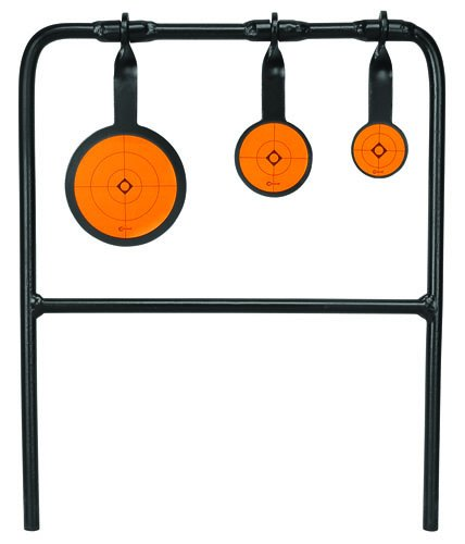 Caldwell Plink n' Swing Triple Spin .22 Rimfire Swinging Target with for Outdoor, Range, Shooting and Hunting