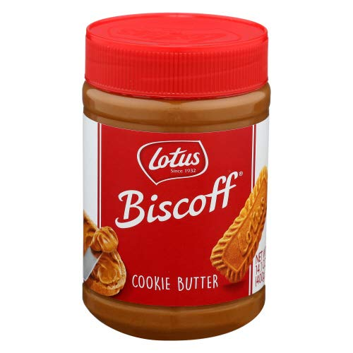 Biscoff Spread, 14 Oz (Pack of 3)