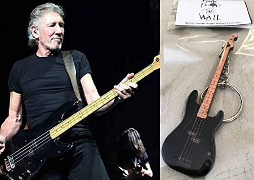 Schlüsselanhänger Gitarre Bass Fender Roger Waters Precision Pink Floyd