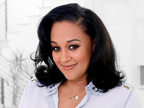 Tia Mowry's Heatless Blowout