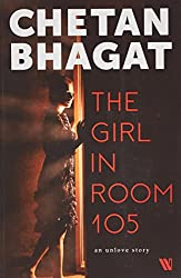 Chetan Bhagat's new book The Girl in Room 105