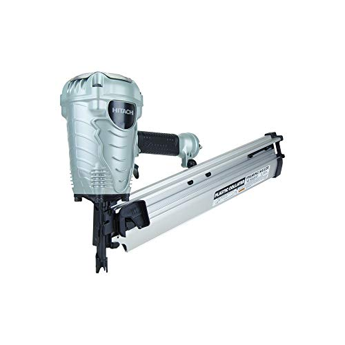 Hitachi NR90AES1 Air-Powered Nailer for Framing