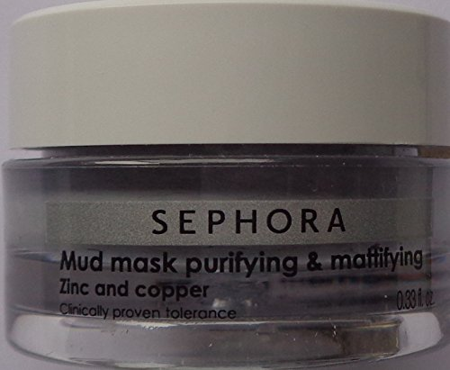 Sephora Mud Mattifying Mask