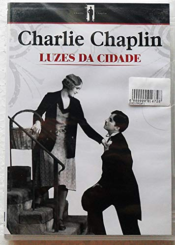 DVD LUZES DA CIDADE