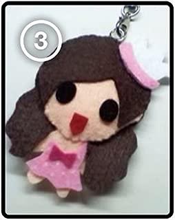 Orange Caramel Lizzy - Magic Girl KPOP Handmade Doll Keychain