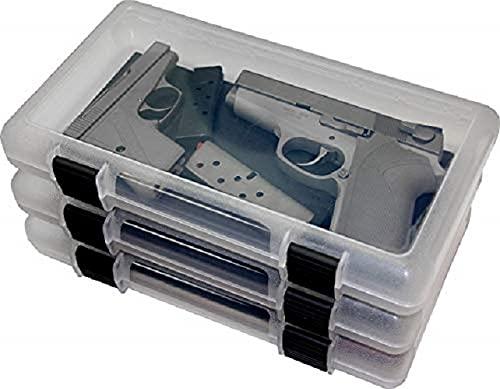 MTM in-Safe Handgun Storage and Organizing Case ISC12,...