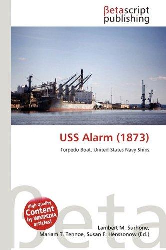 USS Alarm (1873)