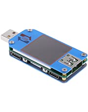 gazechimp UM25 1.44 ''USB 2.0 Spanningtester Type C Kleur LCD-scherm