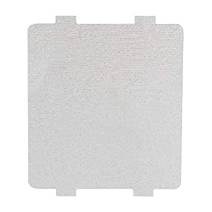 ZZSSHENG 10pcs Mica Feuilles Plaques épais Micro-Ondes Pièce de Rechange 108x99mm Universal Home Appliances Pièces Haute qualité