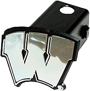 NCAA Wisconsin Badgers Car Trailer Hitch Cover