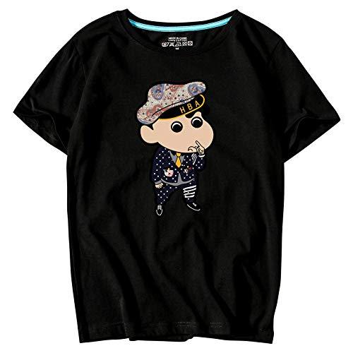 Camisetas de Manga Corta para Hombres, Camisetas Finas para Hombres, algodón para Hombres