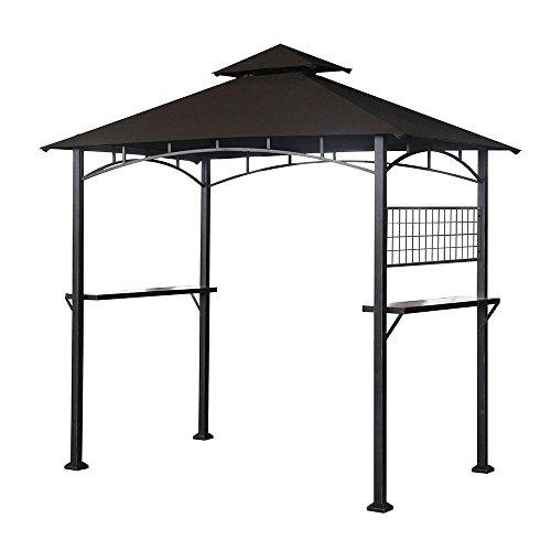 Garden Winds Ersatzdach für Fliesengrillpavillon (110103005) – 350